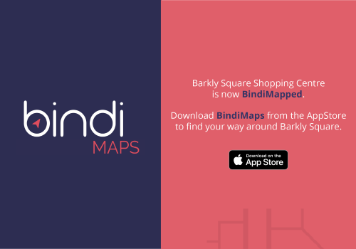 BindiMaps at Barkly