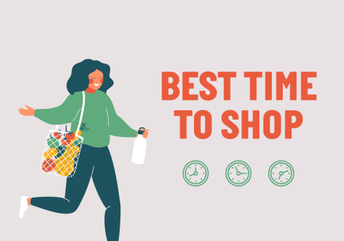 Best time to Shop at Barkly Square