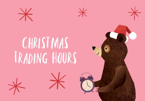 Christmas Trading Hours